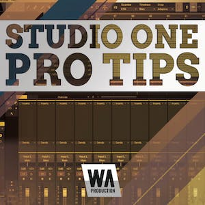 Studio One Pro Tips